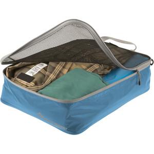 Sea to Summit Garment Mesh Bag Medium blue/grey blue/grey
