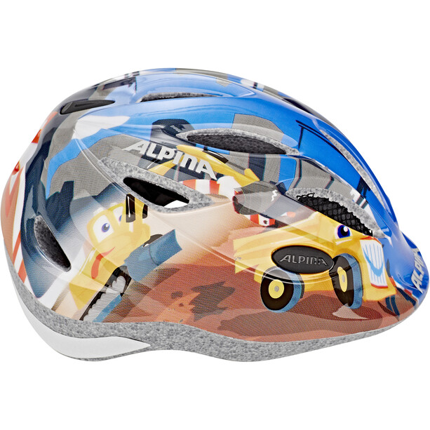 Alpina Gamma 2.0 Helm Kinder construction