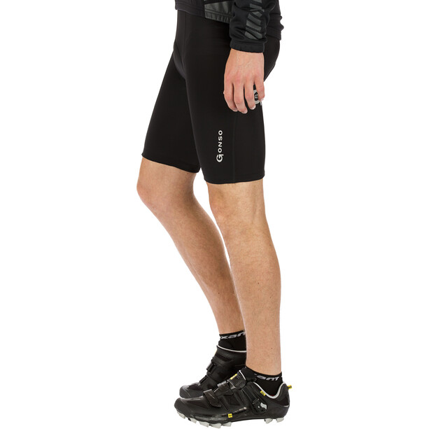 Gonso California V2 Fahrradshorts mit Pad Herren black