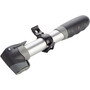 SKS Twinjex Minipumpe Aluminium schwarz/grau