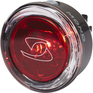 SIGMA SPORT Mono USB LED-Rücklicht mit StVZO schwarz schwarz