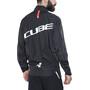 Cube Blackline Regenjacke Herren black'n'white'n'red