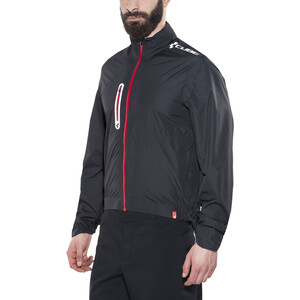 Cube Blackline Regenjacke Herren black'n'white'n'red black'n'white'n'red