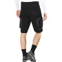 Cube Work Shorts Herren black'n'red