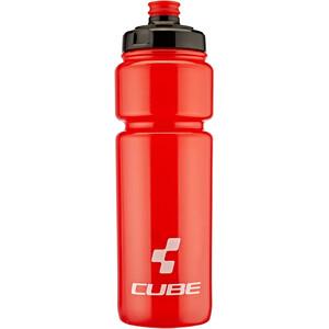Cube Icon Drikkeflaske 750ml, rød rød