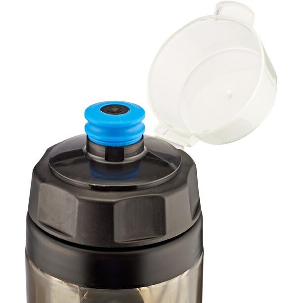 Cube Thermo Trinkflasche 600ml schwarz/blau