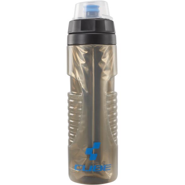 Cube Thermo Trinkflasche 600 ml schwarz/blau