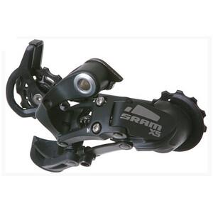 SRAM X5 Schaltwerk 9-fach schwarz schwarz