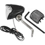Busch + Müller Lumotec IQ2 Eyc T senso plus LED-Scheinwerfer schwarz