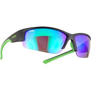 UVEX Sportstyle 215 Briller, sort sort