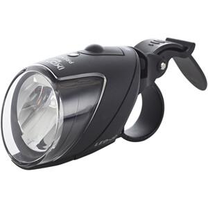 Busch + Müller IXON IQ Speed Premium Scheinwerfer mit Akku und Ladegerät schwarz schwarz