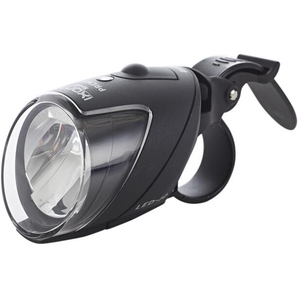 Busch + Müller IXON IQ Speed Premium Scheinwerfer mit Akku und Ladegerät schwarz