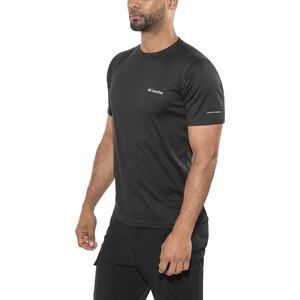 Columbia Zero Rules Kurzarmshirt Herren black black