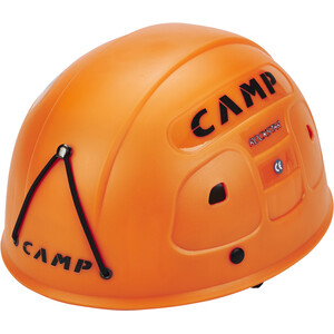 Camp Rock Star Helm orange orange