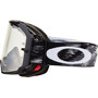 Oakley Airbrake MX Brille schwarz/transparent