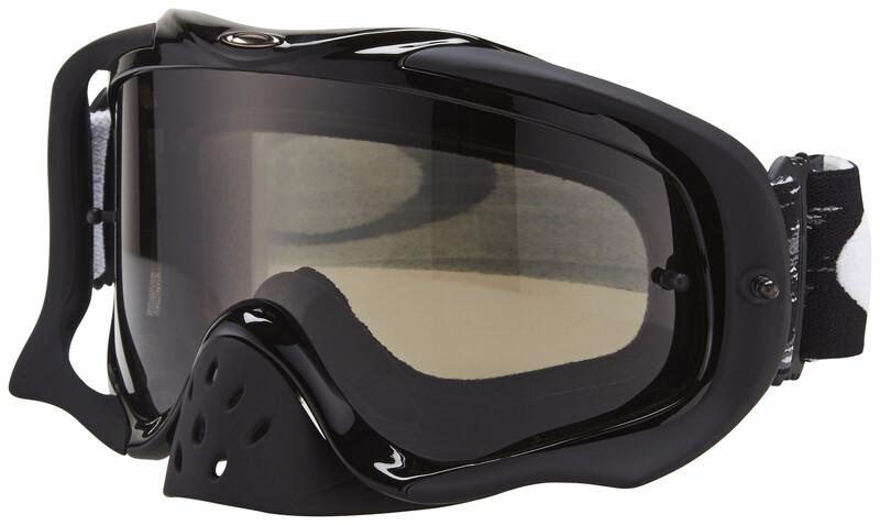 Oakley Crowbar MX Goggles grå/svart  2019 Goggles