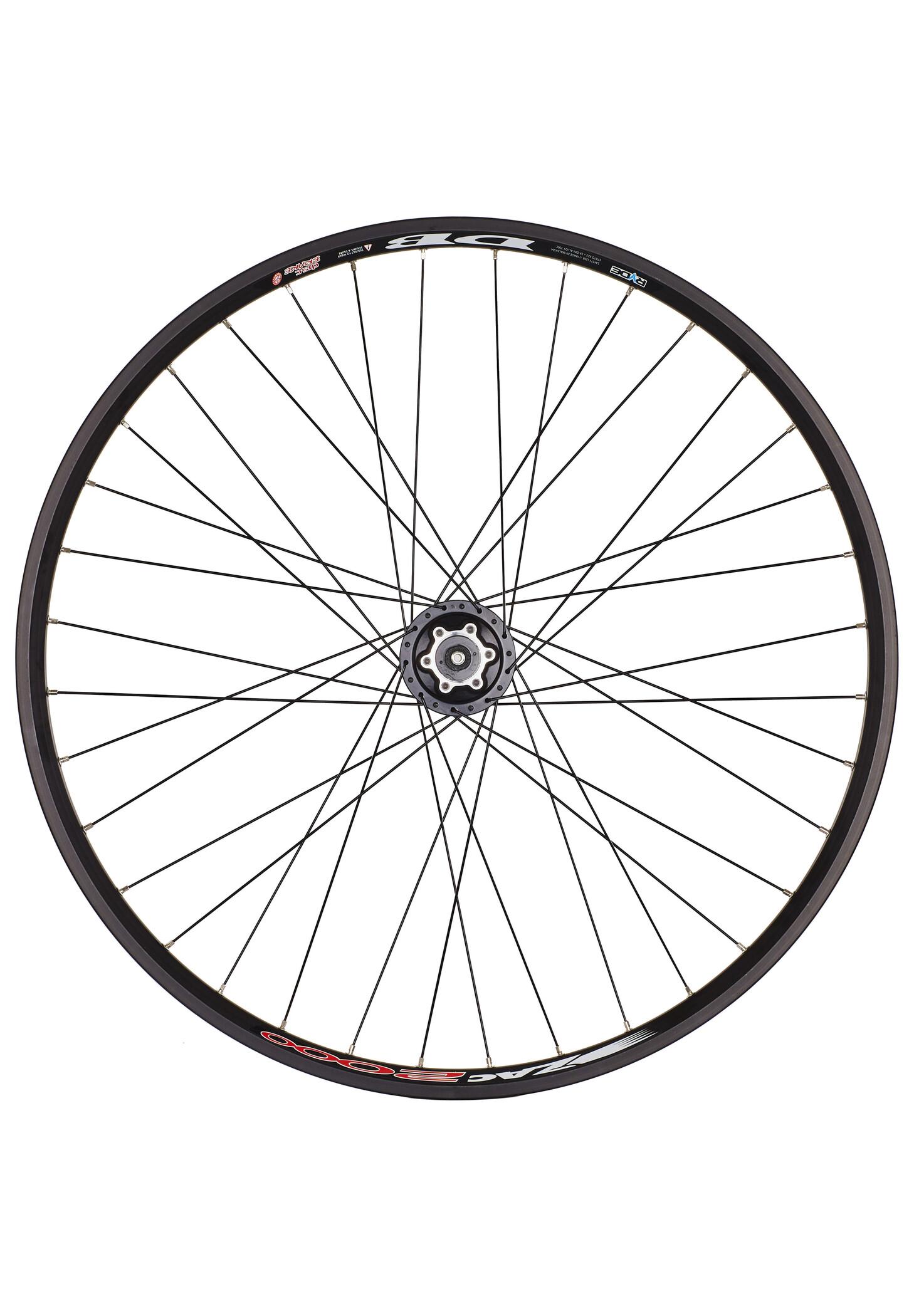 28/´/´ Rigida X-Star 19 Fahrrad Felge Schwarz //// 622-19 Ryde
