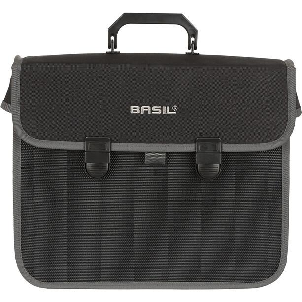 Basil Malaga Side Bag 13l Svart