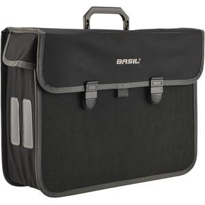 Basil Malaga Seitentasche 17 L schwarz schwarz