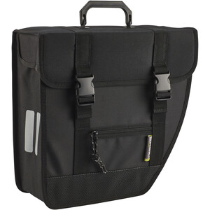 Basil Tour Right Single Pannier Bag 17l, black black