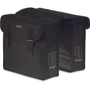 Basil Mara Doppel-Gepäckträgertasche 26l schwarz schwarz