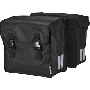 Basil Mara 3XL Double Pannier Bag 52l, black black
