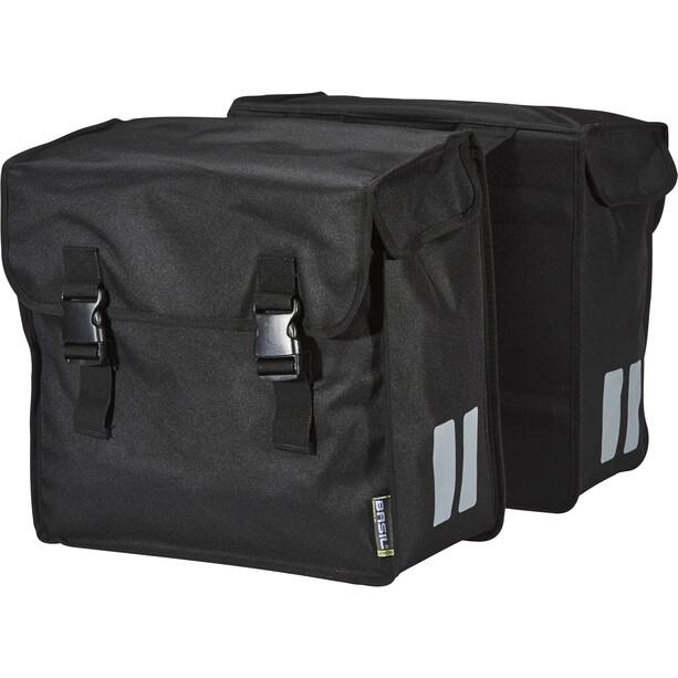Basil Mara 3XL Double Pannier Bag 52l, black