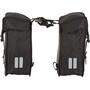 Basil Tour Double Pannier Bag XL black