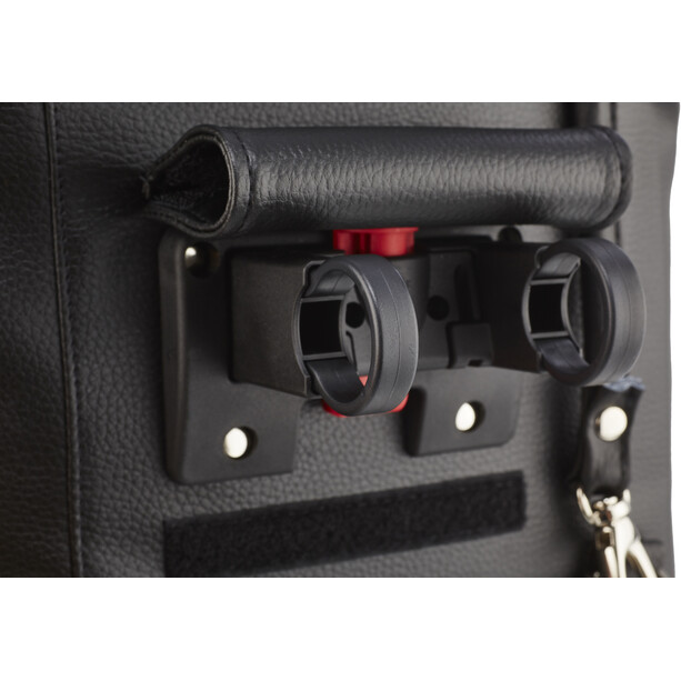 Red Cycling Products PRO Backpack Handlebar Bag Dam black
