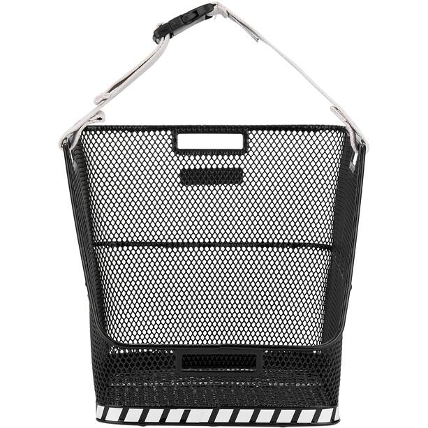 Basil Class Rear Wheel Basket svart