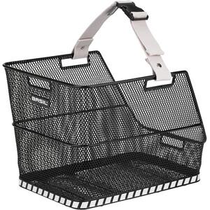 Basil Class Rear Wheel Basket svart svart
