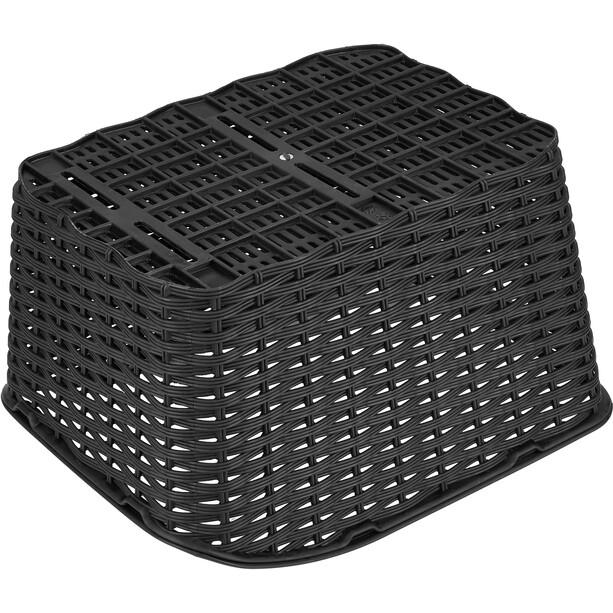 Basil Weave WP Rear Wheel Basket, sort