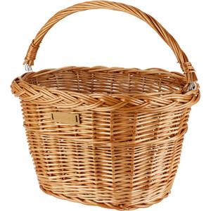 Basil Denver Front/Rear Wheel Basket brun brun