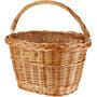 Basil Denver Front/Rear Wheel Basket brun
