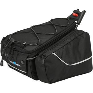 KlickFix Contour Sport Satteltasche schwarz schwarz