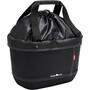 KlickFix Shopper Alingo Fahrradtasche schwarz