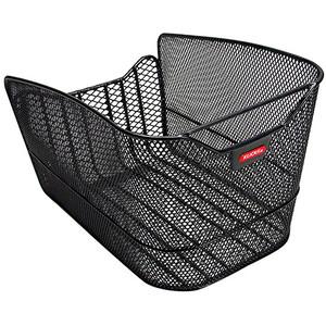 KlickFix Citymax Basket Fastmontering svart svart
