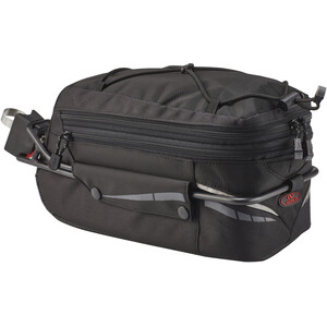 Norco Canmore Seat Post Bag black black