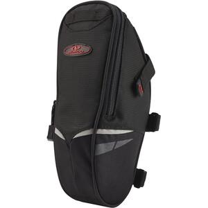 Norco Utah Sac porte-bagages, noir noir