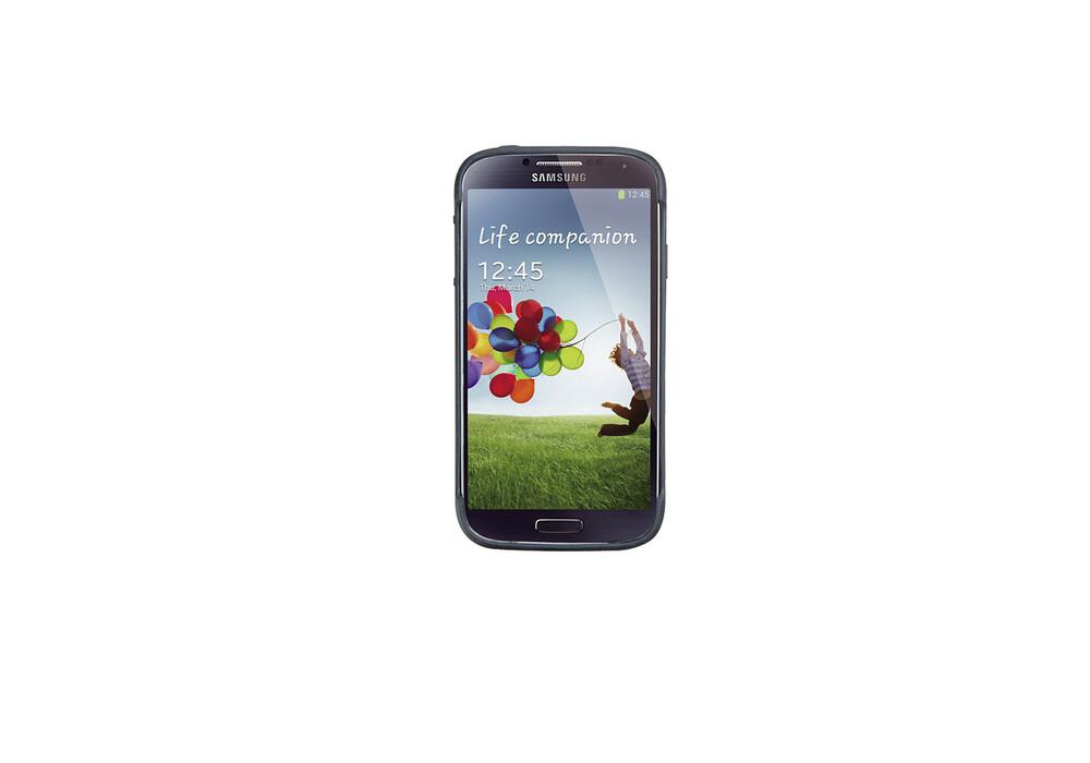 Topeak ridecase para samsung galaxy s4 con soporte for Accesorios smartphone