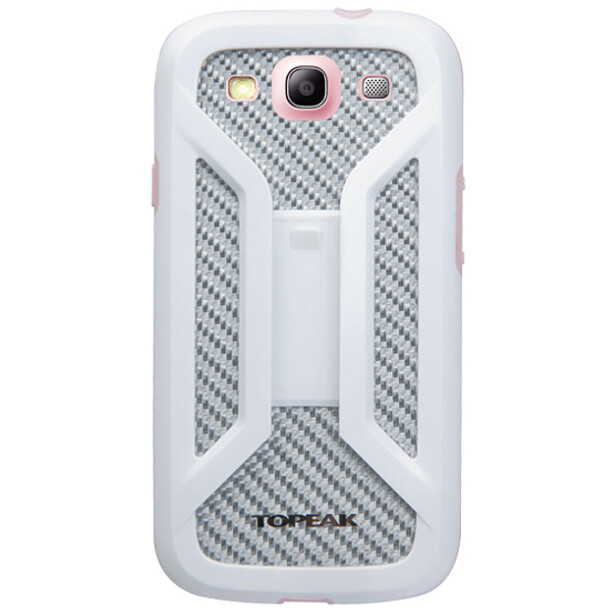 Topeak RideCase für Samsung Galaxy S3 mit Halter pink