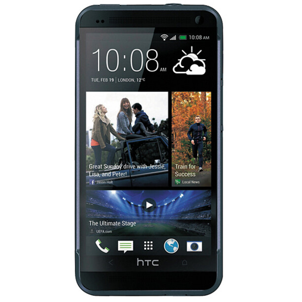 Topeak RideCase für HTC One mit Halter schwarz