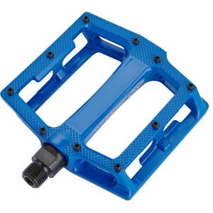 Reverse Super Shape 3D Pedals blue blue