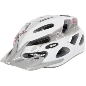 UVEX onyx Helmet Dam white-red white-red