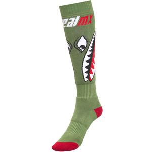 O'Neal Pro MX Sokker Grønn Grønn