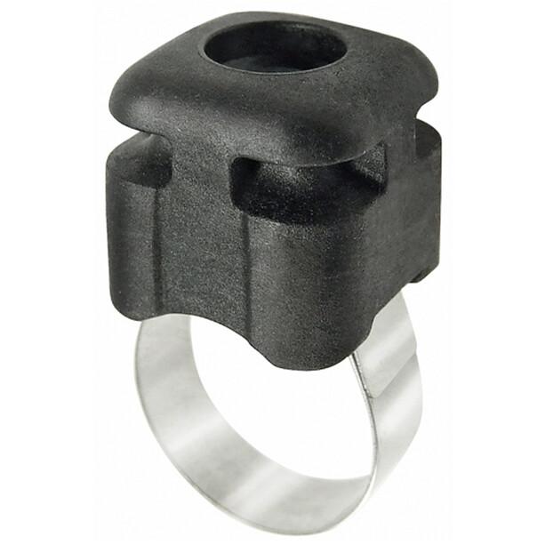KlickFix Quad Mini Bloc Adapter schwarz
