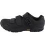 Giro Terraduro kengät Miehet, musta
