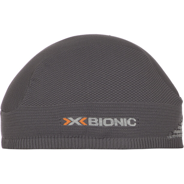 X-Bionic Helmet Cap light charcoal/pearl