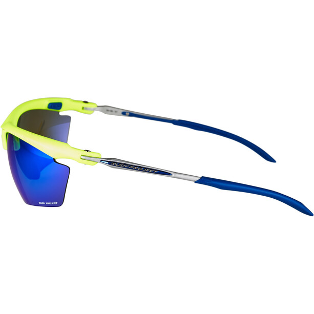 Rudy Project Magster Brille yellow fluo multilaser blue