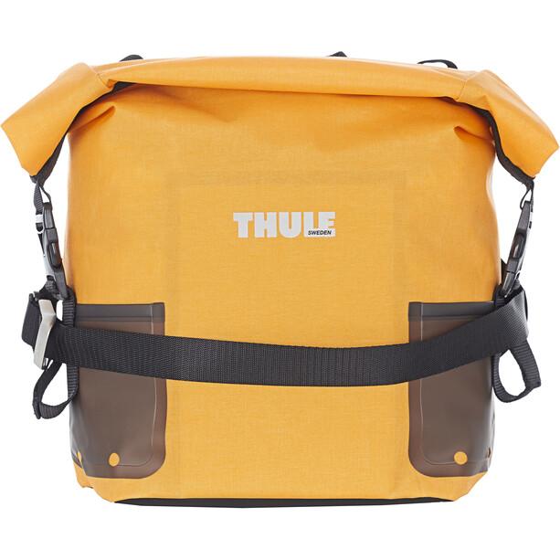 Thule Pack'n Pedal Adventure Tour Bike Bag small zinnia